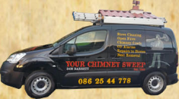 Professional Chimney Sweeping Service Cork Cleaning